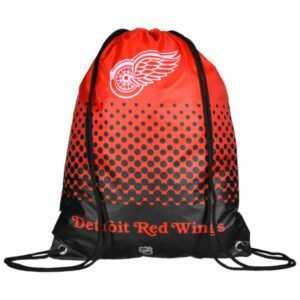 Detroit Red Wings NHL Fade Gym Bag Sportbeutel LGNHLFADEGYMDR