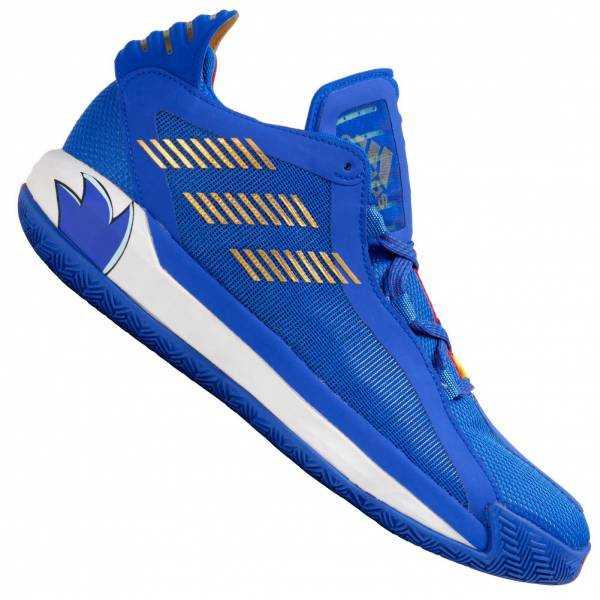 adidas Dame 6 GCA Basketball Schuhe FU9456