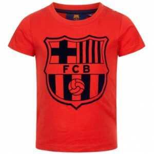 FC Barcelona History Baby T-Shirt FCB-3-346