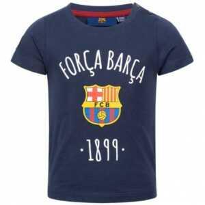 FC Barcelona Forca Barca 1899 Baby T-Shirt FCB-3-317