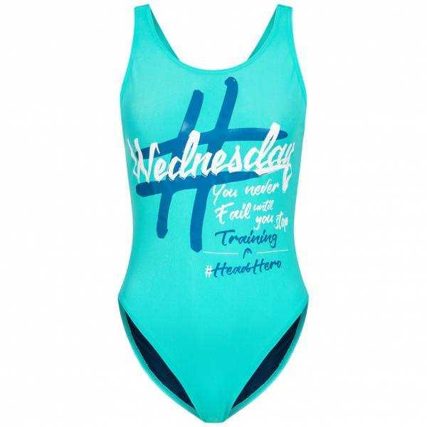 HEAD SWS Swimweek Olympic PBT Damen Badeanzug 452488-MNT