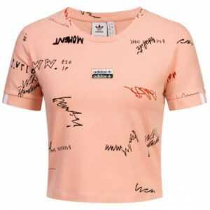 adidas Originals Reveal Your Voice Damen T-Shirt GD3059